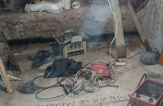 У Львові з підвалу злочинець намагався вкрасти інструменти