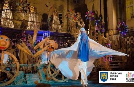 У дворику Ратуші львівський театр покаже шоу