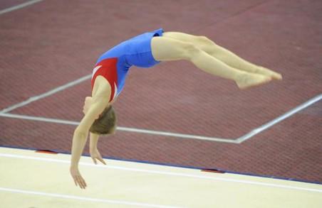 На Львівщині пройдуть Всеукраїнські змагання зі стрибків на акробатичній доріжці