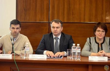 Голова Львівської ОДА зустрівся із заступником міністра охорони здоров'я у Львові