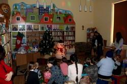 У львівській бібліотеці дітям розповіли всю правду про сніговиків (ФОТО)