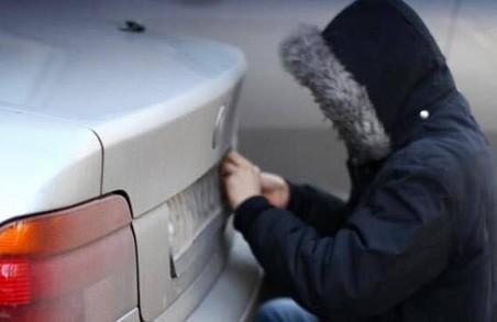 Львів'янка знайшла спосіб боротьби з крадіями номерних знаків