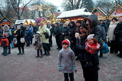 У Львові стартував Міжнародний Різдвяний фестиваль (ФОТО)