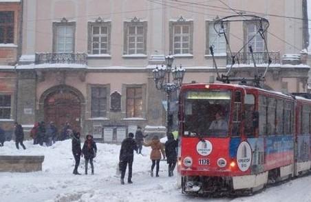 Як курсує електротранспорт у Львові?