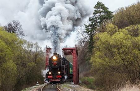 Львівський ретро-потяг здійснив останню різдвяну поїздку