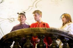 Як у львівському музеї лунали старовинні й маловідомі колядки (ФОТО)