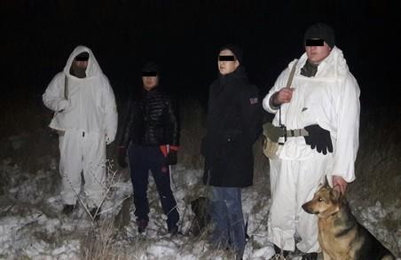 На кордоні з Угорщиною затримали мігрантів-монгольців
