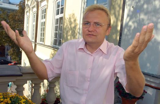 Як побожний мер Львова матюкався з трибуни міськради на Водохреща (ВІДЕО)