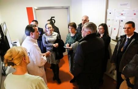 Делегація з Львівщини ознайомилась із досвідом організації надання медичної допомоги у Німеччині