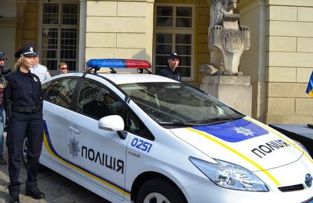 Львівські поліцейські допомогли дітям потрапити додому