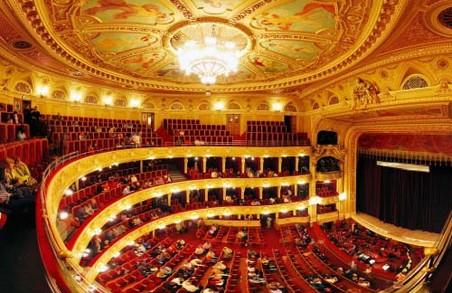 У День Соборності України до Львівської опери