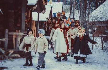 У львівському музеї заколядують діти