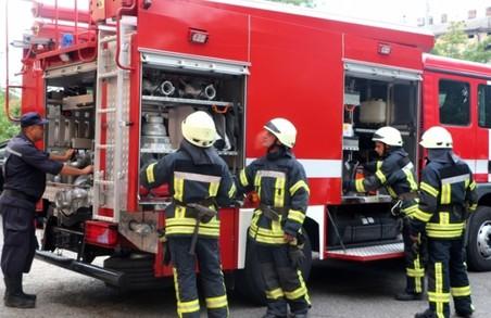 У Львові за добу спалахнули дві пожежі