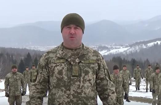 Чернівецькі прикордонники відтискались на висоті 1022 метри