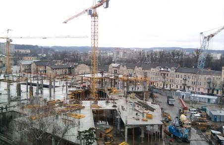 У Львові видали містобудівні умови на будівництво та реконструкцію будівель