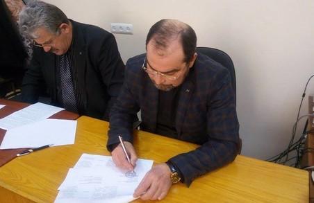 """Об'єднана територіальна громада на Івано-Франківщині підписала меморандум про співпрацю з БО """"Карітас"""""""
