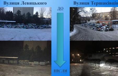 У Львові прибрали майже 70% нагромадженого сміття, - ЛОДА