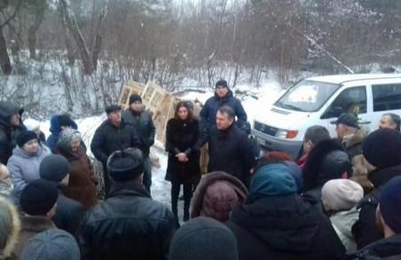 Олег Синютка доручив перевірити законність встановлення перевантажувальних майданчиків у населених пунктах