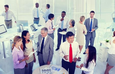 Підприємці зможуть налагодити ділові контакти на бізнес-нетворкінгу у Львові
