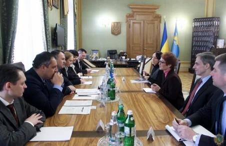Синютка зустрівся із Послом США в Україні