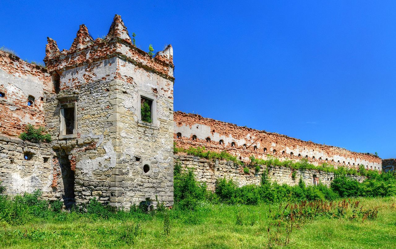 Старосільський замок