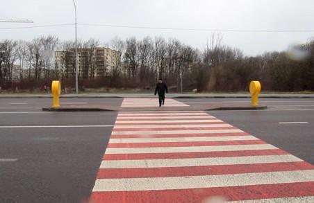 У Львові патрульні оштрафували 16 пішоходів (ВІДЕО)