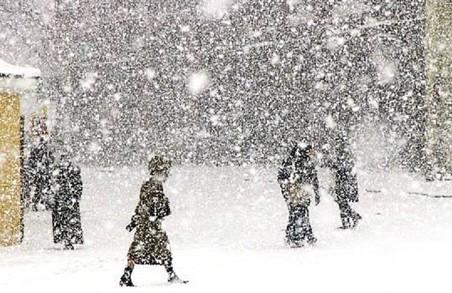 На Львівщину насувається мороз та снігопади