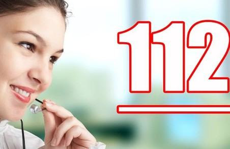 За день Служба 112 на Львівщині приймає близько 400 викликів