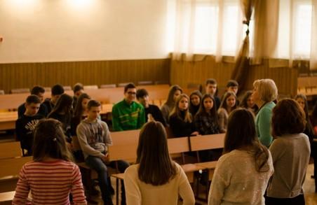 """Львівські студенти ініціювали еко-просвітницький проект """"Друге життя"""""""