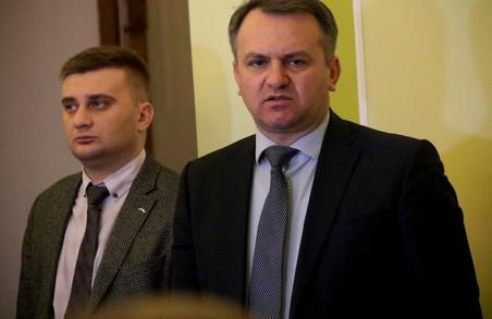 Олег Синютка назвав імена інвесторів з утилізації ТПВ (ФОТО)