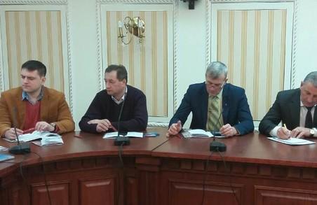 В Яремче триває засідання Секції АМУ з питань житлово-комунального господарства