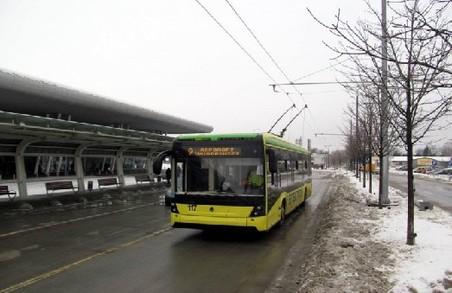 У Львові планують придбати 5 нових тролейбусів на 9 маршрут
