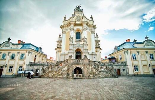 На реставрацію собору Святого Юра у Львові виділять 20 мільйонів із держбюджету
