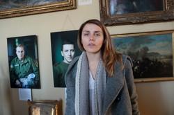 Палац Потоцьких у Львові: портрети солдатів поміж помпезного інтер`єру (ФОТО)