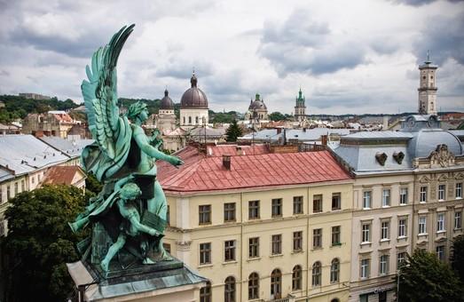 ТОП-5 маловідомих панорамних майданчиків Львова (ФОТО)