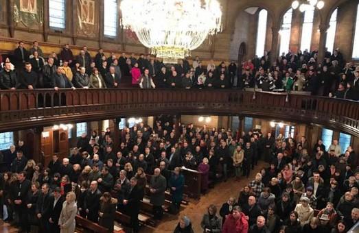 У Лондоні, з нагоди 125-річчя від Дня народження Йосифа Сліпого, виступили музиканти зі Львова