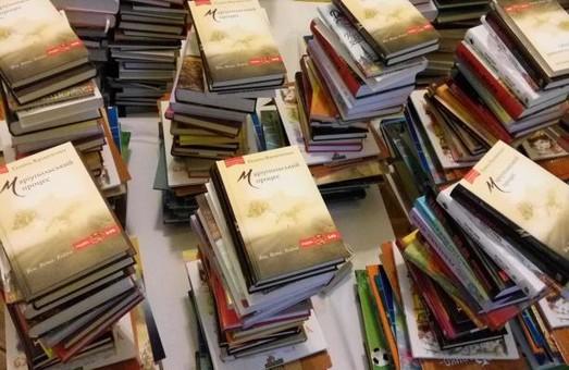 Бібліотеки 16 ОТГ Львівщини отримали книжковий подарунок
