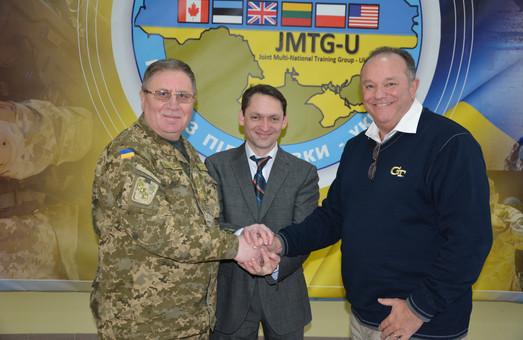 Група вищих генералів та офіцерів Збройних сил США відвідала Львівщину