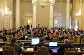Як львівські депутати читали вірші (ВІДЕО)