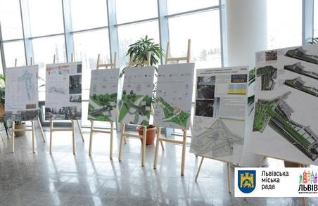 У Львові обрали кращі проекти по облаштуванню громадського простору пам'яті Героїв Небесної Сотні