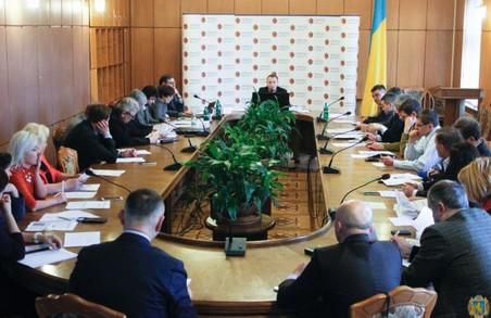 На Львівщині розробляють Стратегію розвитку малого та середнього бізнесу