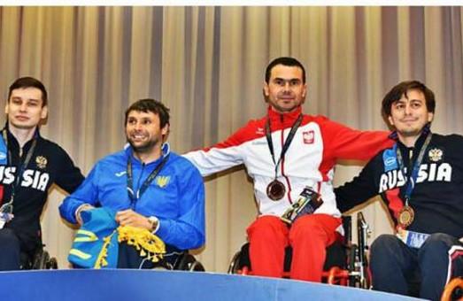 Представники Львівщини здобули 5 нагород Кубку світу з фехтування на візках