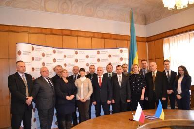 У Львові відбулось засідання Українсько-Польської Прикордонної Комісії