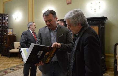 Голова Львівської ОДА зустрівся із Надзвичайним і Повноважним Послом Республіки Польща