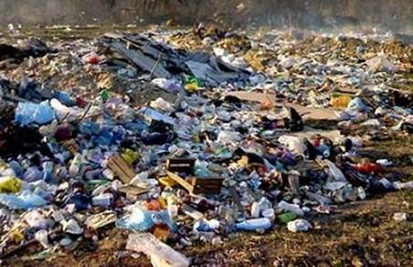 Львівське сміття знайшли у Полтавській області