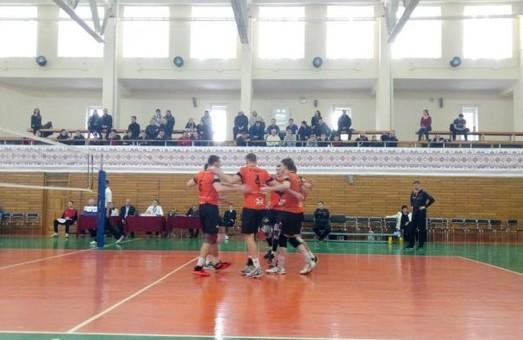 Львівська волейбольна команда перемогла в Чемпіонаті України