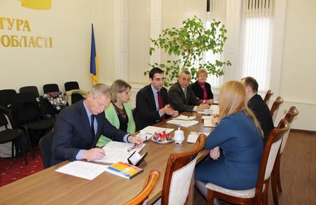 До прокуратури Львівської області прибула делегація з Нідерландів