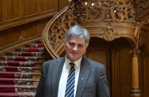 Професор Львівського медичного університету отримав поважний титул у Відні