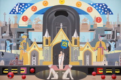 """""""Картини без кордонів: Україна-Польща-Нідерланди"""" у Львові (ФОТО)"""