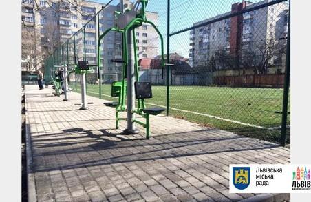 У Шевченківському районі урочисто відкриють новий спортмайданчик